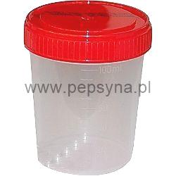 Pojemniki na mocz sterylne i niesterylne