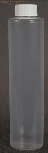 BUTELKA PLASTIKOWA Z KORKIEM 750 ml